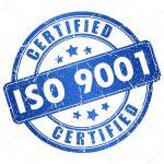 Certificazione ISO 9001 del 16.09.2008