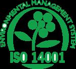 Certificazione ISO 14001 del 21.10.2010