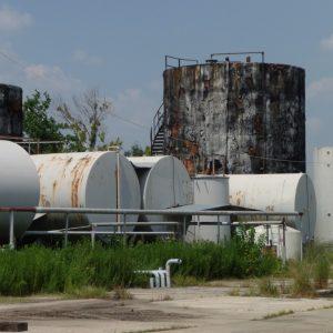 tanks area univar