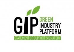 green industry platform logo