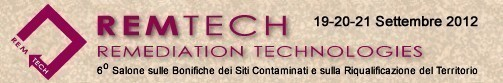 Remtech 2012 Emission free groundwater remediation technology