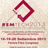 workshop ecosurvey a remtech 2013