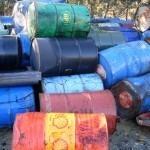 sito contaminato, rifiuti abbandonati, contaminazione suolo e sottosuolo