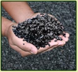 monossido di carbonio emissioni conglomerato bituminoso