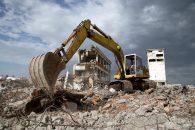 rifiuti da demolizione edile