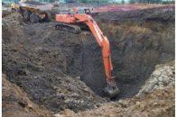 rimozione terre e roccie da scavo