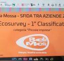 Ecosurvey azienda più sostenibile Bologna Bella Mossa 2017