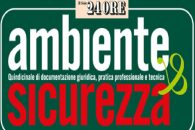 Logo Ambiente&Sicurezza