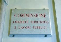 commissione ambiente territorio e lavori pubblici