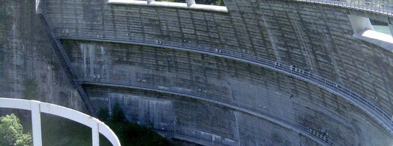 Geofisica per la diga di Rio Freddo