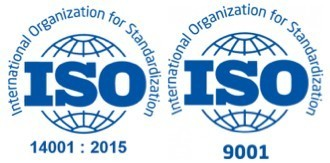 ISO 9001 e ISO 14001