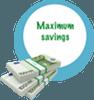 SmartStripping Maximum-savings