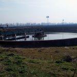 impianto biologico sedimentatore fanghi